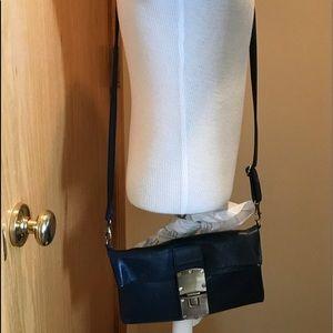 Handbags - Navy crossbody bag